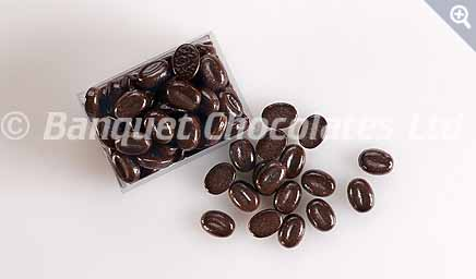 Decorative Coffee Beans from Banquet Chocolates