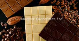 Lubeca Chocolate from Banquet Chocolates